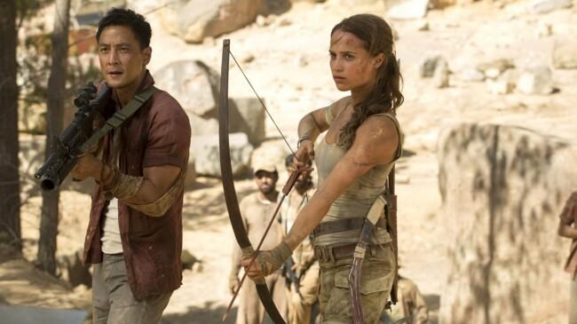 """""""Tomb Raider: Лара Крофт"""""""
