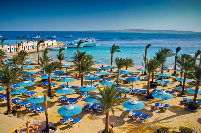 Відпочинок в Єгипті восени-2020