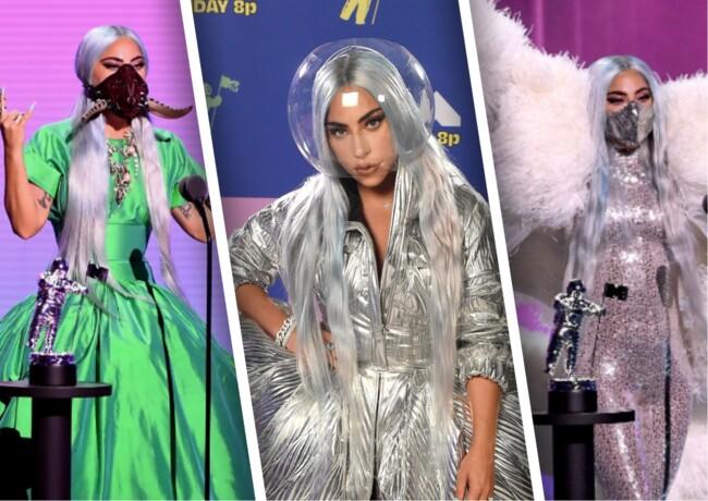 Главное за неделю: триумф Леди Гаги на MTV Video Music Awards и первый за 12 лет альбом Сердючки