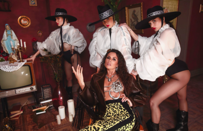 Насти Каменских за критики пришлось переделывать свой испаноязычный альбом