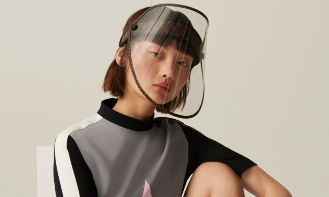 Louis Vuitton Shiled