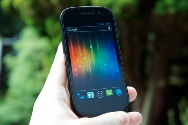 Samsung Galaxy Nexus с Android 4.0 Ice Cream Sandwich