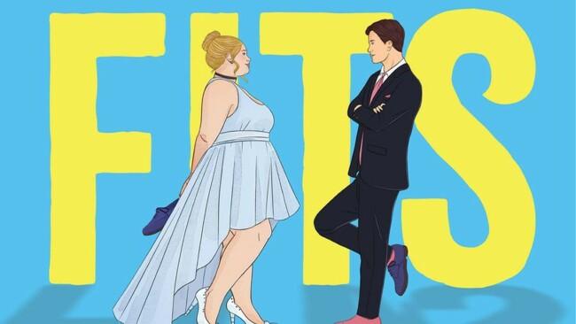 """Обкладинка книги Джулі Мерфі """"Якщо туфелька підійде"""""""