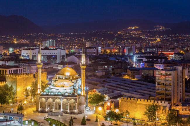 Кайсері, Туреччина