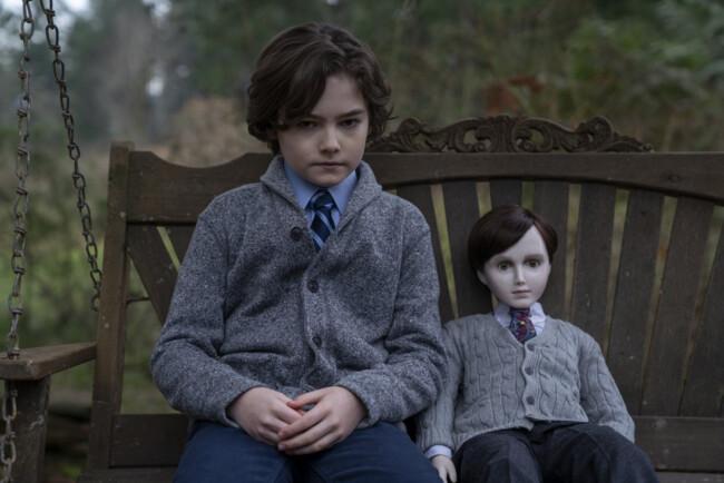 """Кадр из фильма """"Кукла 2: Брамс"""""""