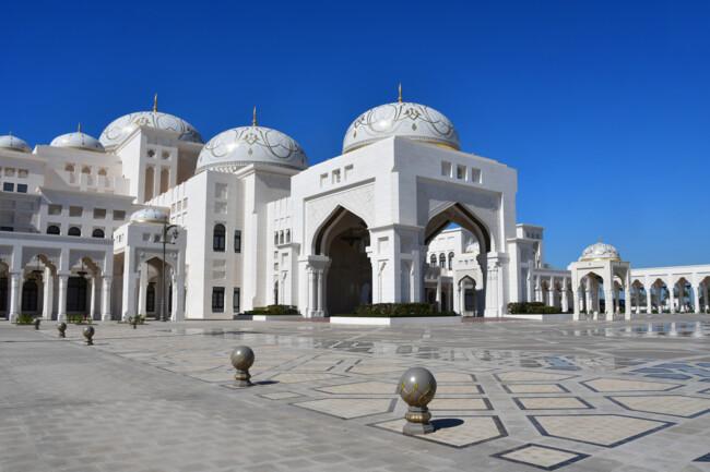 Палац Каср Аль-Ватан в Абу-Дабі