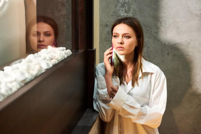 Российская актриса Вера Шпак о съемках в Украине: