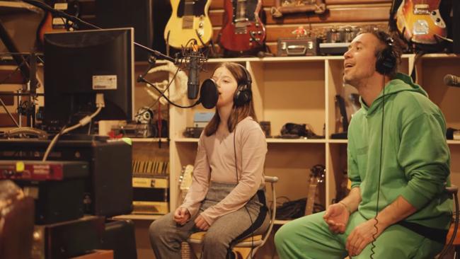 Сергей Бабкин спел с дочерью украинской! Мы чуть не расплакались, когда послушали (видео)