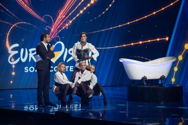 Финал Нацотбора на Евровидение 2019