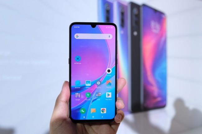 Xiaomi Mi 9 обладает самым высоким баллом в AnTuTu