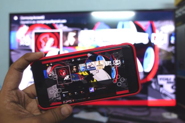 У Remote Play на iOS есть ряд серьезных ограничений