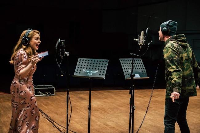 """Тина Кароль и """"Бумбокс"""" презентовали клип на песню """"Безодня"""""""