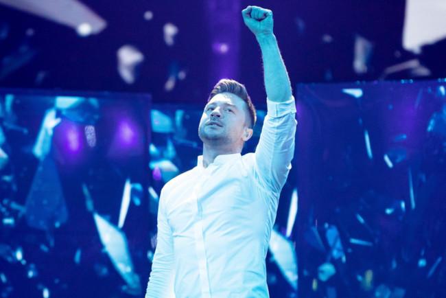 Сергій Лазарєв на Євробаченні 2019