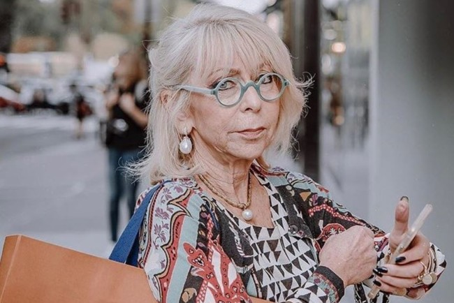 Студент показал на фото стильных итальянских бабушек