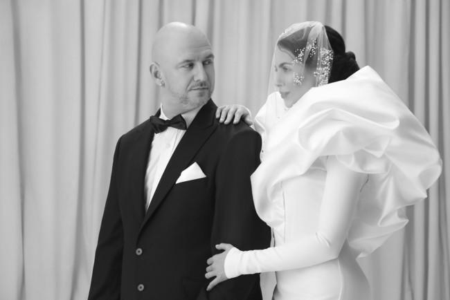 Свадьба Насти Каменских и Потапа Фото: пресс-служба