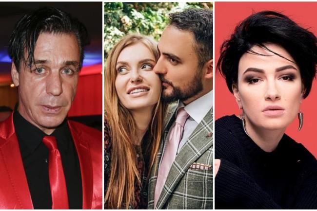 Головне за тиждень: розлучення Камінських і політичні амбіції зірок