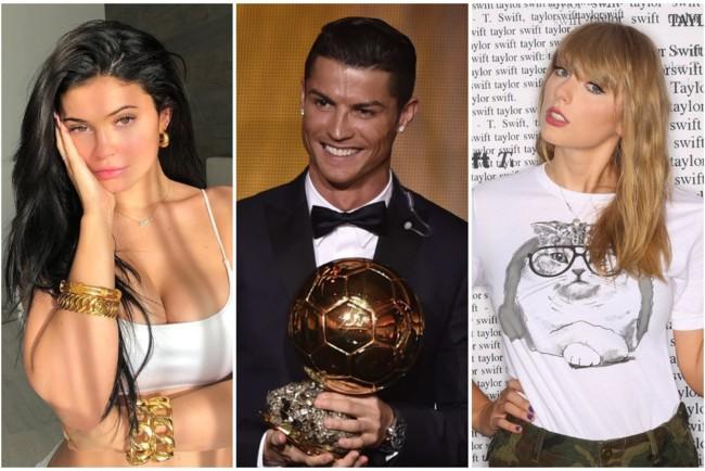 Самые богатые знаменитости в мире
