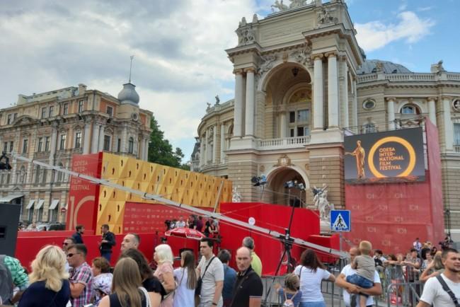 В Одессе проходит 10-й ОМКФ