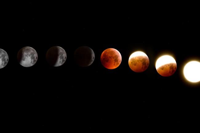 Ритуалы для лунного затмение 17 июля