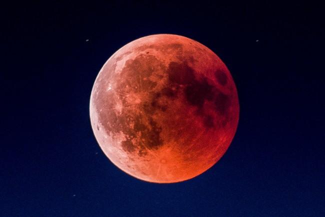 Пік місячного затемнення припаде на 00:31 в ніч з 16 на 17 липня