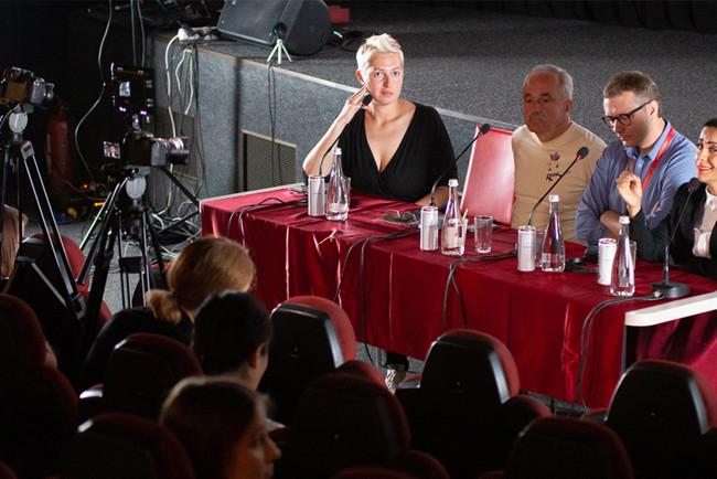 В рамках ОМКФ 2019 состоялась дискуссия о гендерном равенстве
