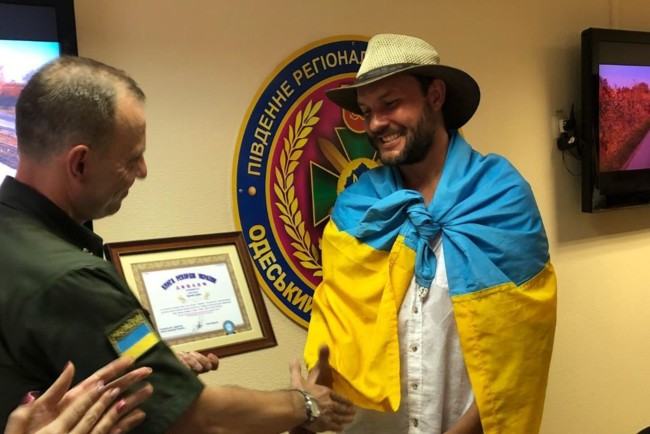 Українець здійснив навколосвітню подорож і встановив три рекорди