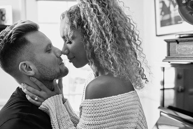 Співачка Леона Льюїс таємно вийшла заміж