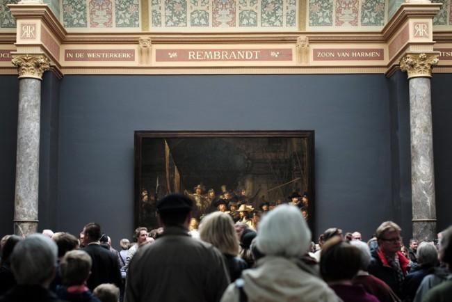Мужчина купил картину Рембрандта за 500 евро Фото: brusselstimes.com