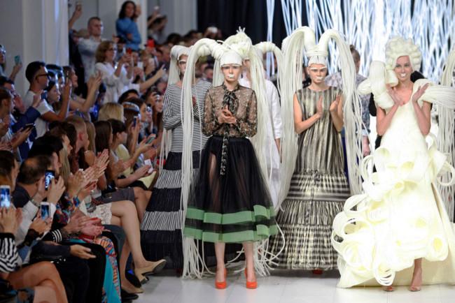 Ukrainian Fashion Week 2020: повний розклад показів і лекцій