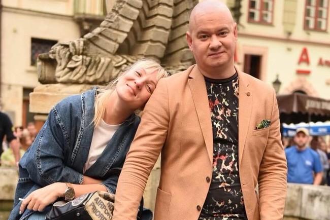 Євген Кошовий показав ніжне фото своєї дружини