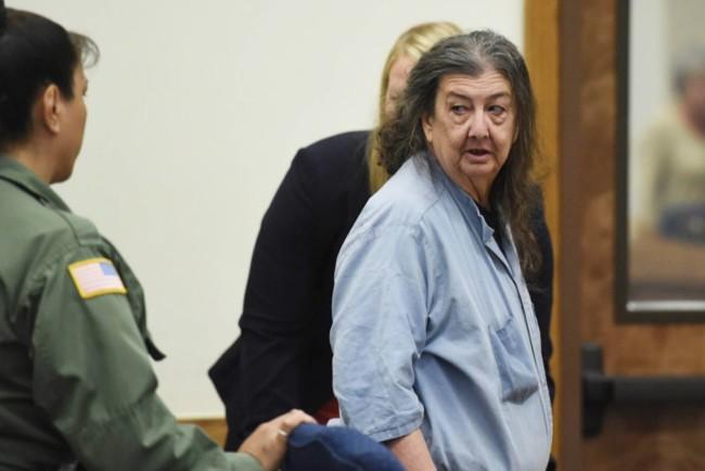 Невиновная женщина отсидела 35 лет в тюрьме Фото: THE RENO GAZETTE-JOURNAL