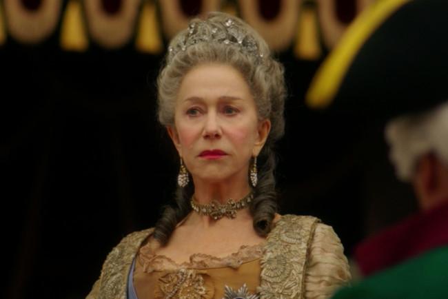 """HBO показав трейлер міні-серіалу """"Катерина Велика"""" з Хелен Міррен"""