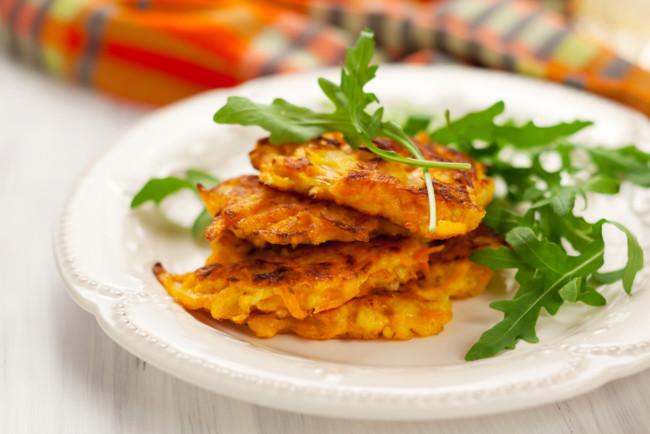 Драники из тыквы - разные рецепты приготовления с фото | СЕГОДНЯ