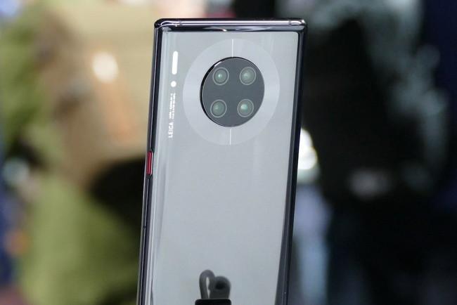 Цена Huawei Mate 30 Pro достигает 2095 евро