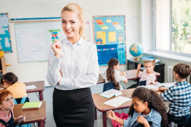 С Днем учителя 2019 - поздравления учителю, открытки и картинки ...