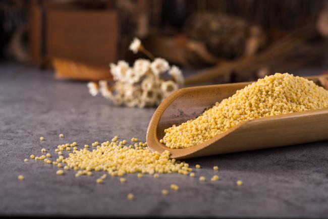 Кускус делают из твердых сортов пшеницы