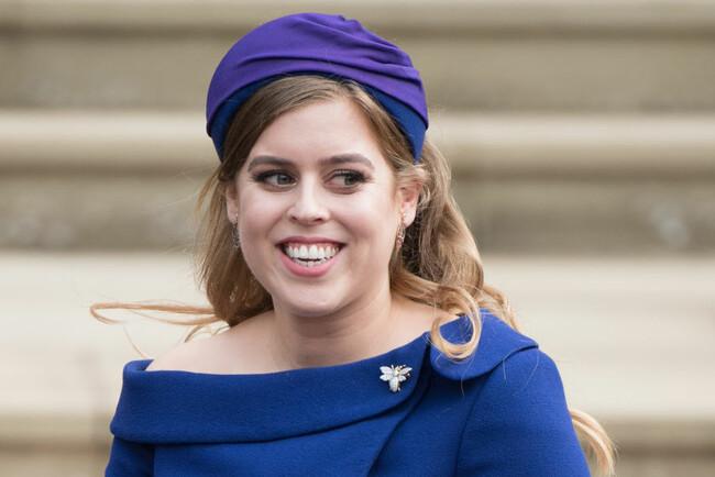 Мати принцеси Беатріс розсекретила деталі весілля дочки