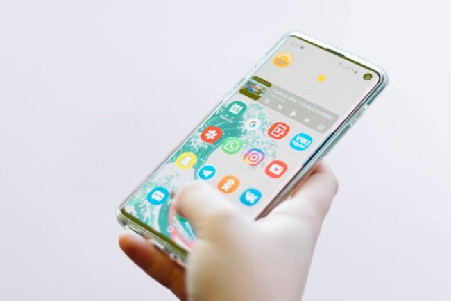 Android 10 вийшов для Samsung Galaxy S10: оновлення доступно не всім