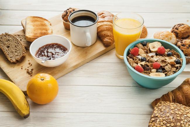 Простые завтраки