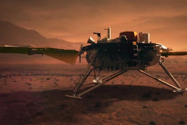 Виной всему очень необычный грунт Марса