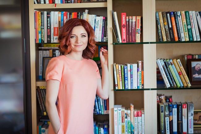 Ирина Говоруха рассказала о своем материнстве