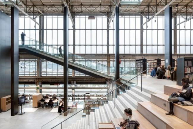 Публичная библиотека в Тилбурге