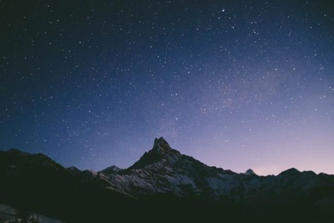 Як загадати бажання на зірку, що падає
