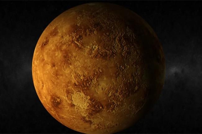 Venus Express увидел активные вулканы на Венере
