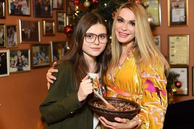 Ольга Сумская с дочкой Анной