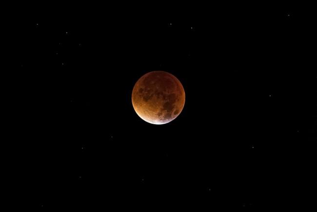 Місячне затемнення 10 січня 2020 року - дієві ритуали і обряди