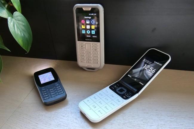 В 2020 году появится еще один ретро-фон Nokia