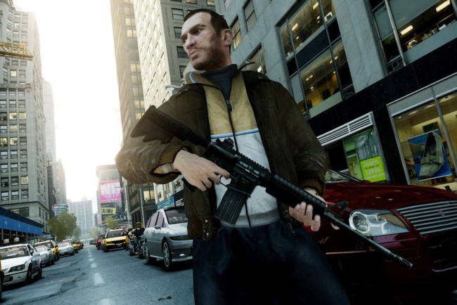 GTA IV може повернутися в Rockstar Games Launcher