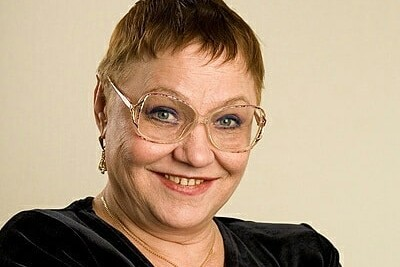 Актриса Ніна Русланова