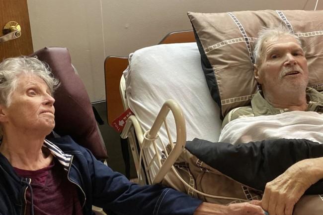 Джек и Харриет прожили в браке 65 лет